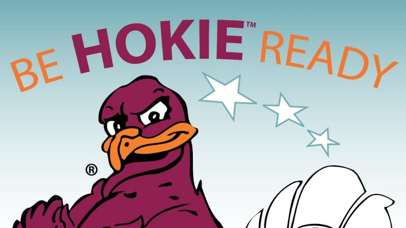 Be Hokie Ready