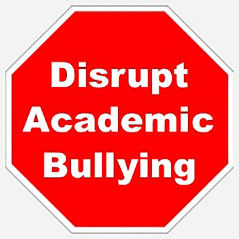disrupt academic bullying
